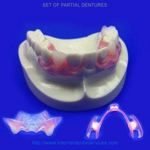 set-partial-dentures